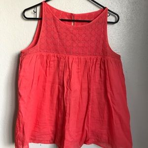 J. Crew babydoll summer top
